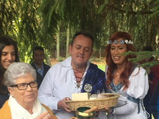 La boda de Ostaixka y Manoel Xose 3