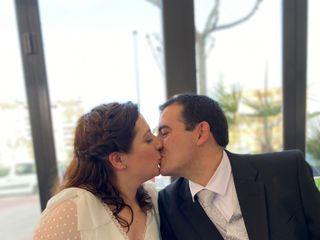 La boda de Bueyo y Diego 2