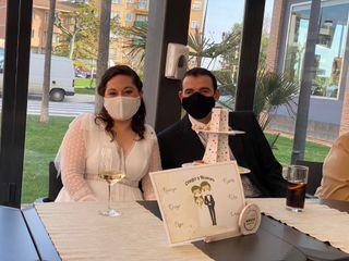 La boda de Bueyo y Diego