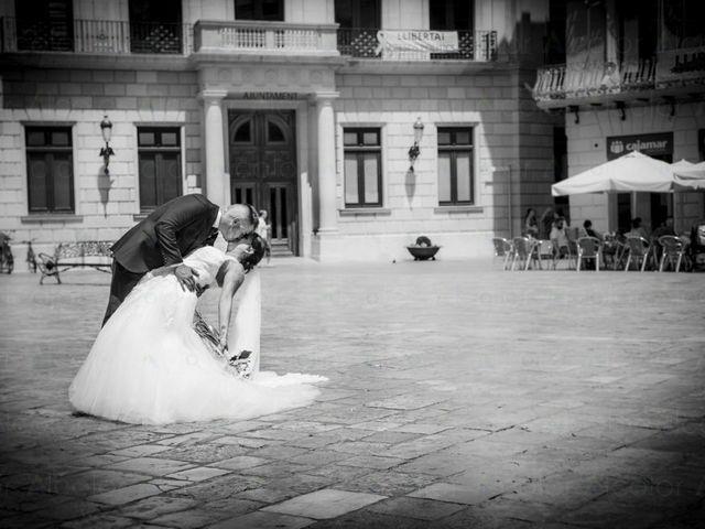 La boda de Mario y Jeny en Reus, Tarragona 1
