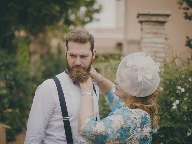 La boda de Kar y Mariló en Cartagena, Murcia 20