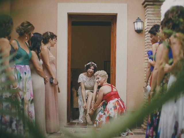 La boda de Kar y Mariló en Cartagena, Murcia 49