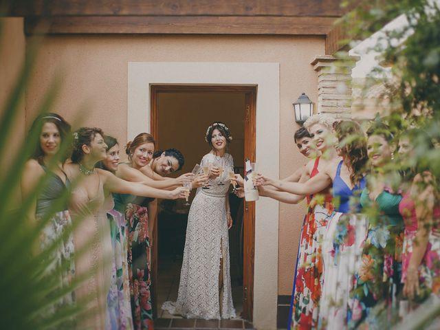 La boda de Kar y Mariló en Cartagena, Murcia 51