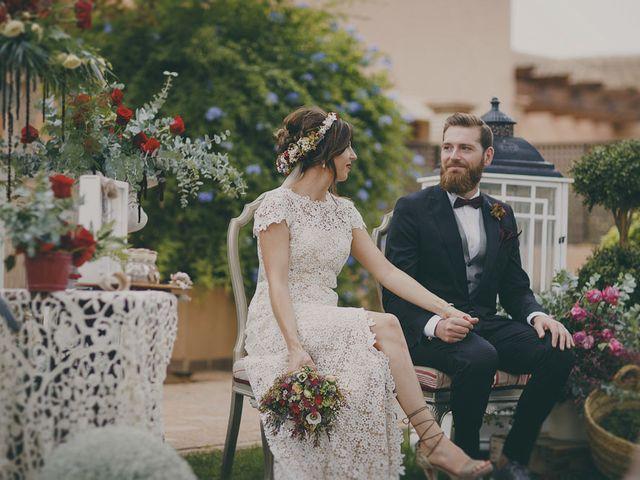 La boda de Kar y Mariló en Cartagena, Murcia 59