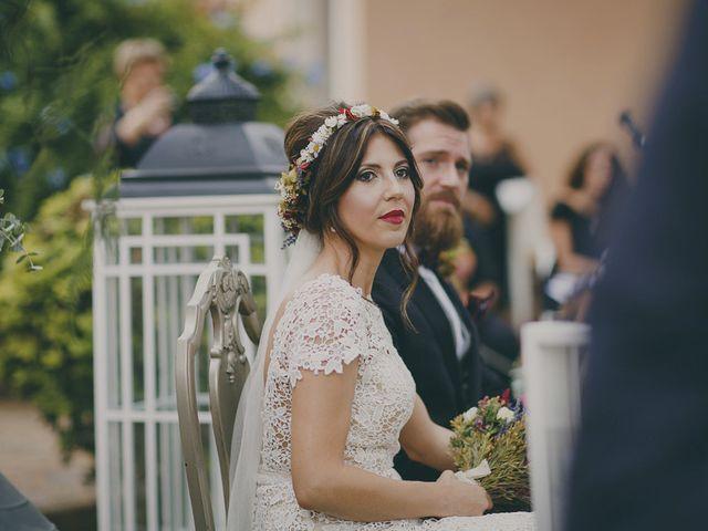 La boda de Kar y Mariló en Cartagena, Murcia 60