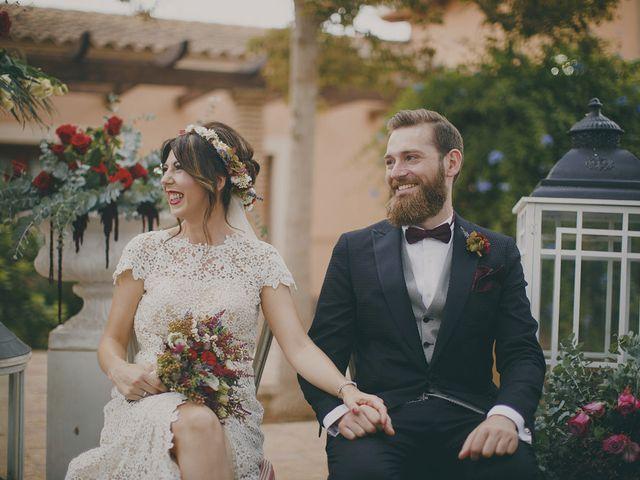 La boda de Kar y Mariló en Cartagena, Murcia 62
