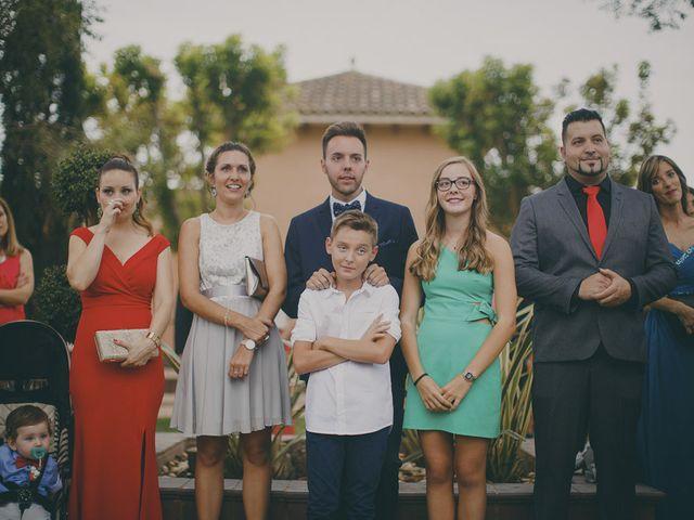La boda de Kar y Mariló en Cartagena, Murcia 63