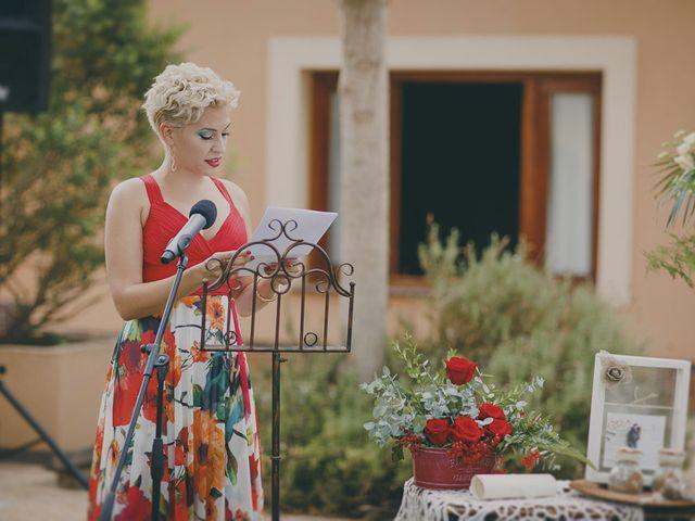 La boda de Kar y Mariló en Cartagena, Murcia 67