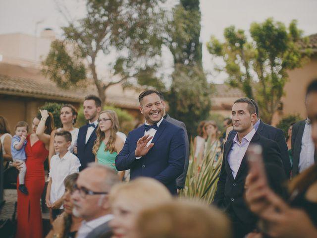 La boda de Kar y Mariló en Cartagena, Murcia 70