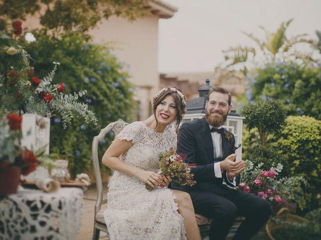 La boda de Kar y Mariló en Cartagena, Murcia 71
