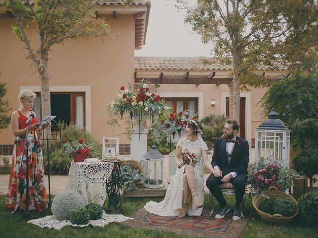 La boda de Kar y Mariló en Cartagena, Murcia 72