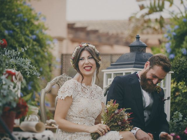 La boda de Kar y Mariló en Cartagena, Murcia 74