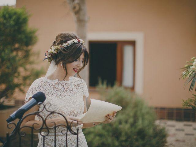 La boda de Kar y Mariló en Cartagena, Murcia 75