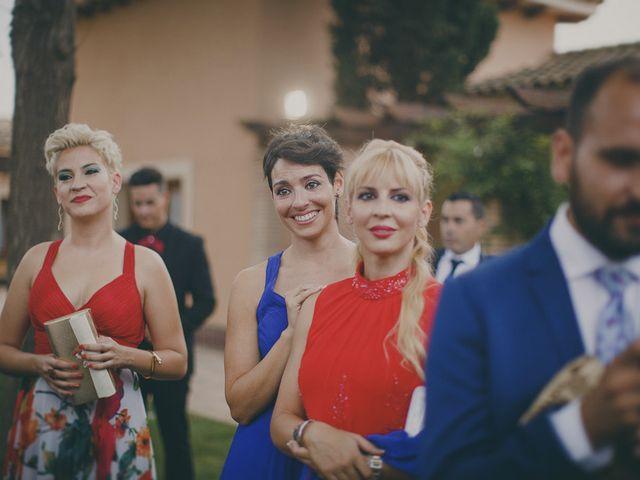 La boda de Kar y Mariló en Cartagena, Murcia 77