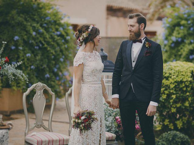 La boda de Kar y Mariló en Cartagena, Murcia 78