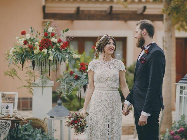 La boda de Kar y Mariló en Cartagena, Murcia 79