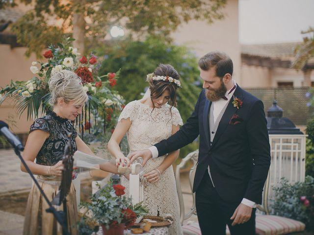 La boda de Kar y Mariló en Cartagena, Murcia 81