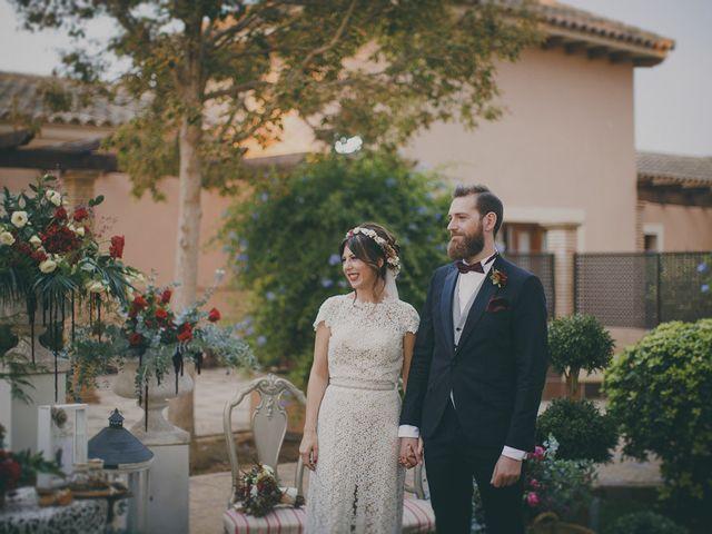 La boda de Kar y Mariló en Cartagena, Murcia 83