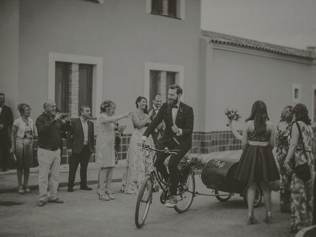 La boda de Kar y Mariló en Cartagena, Murcia 91