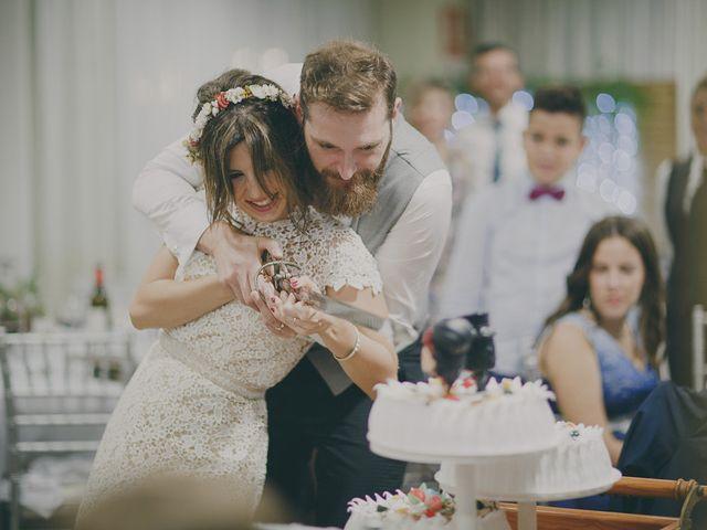 La boda de Kar y Mariló en Cartagena, Murcia 110