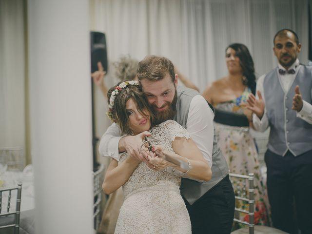 La boda de Kar y Mariló en Cartagena, Murcia 111
