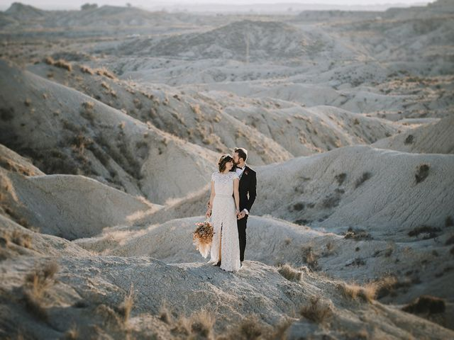 La boda de Kar y Mariló en Cartagena, Murcia 121