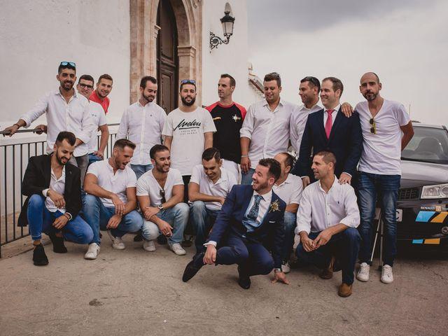 La boda de Alberto y Mirian en Casarabonela, Málaga 18