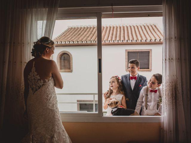 La boda de Alberto y Mirian en Casarabonela, Málaga 32