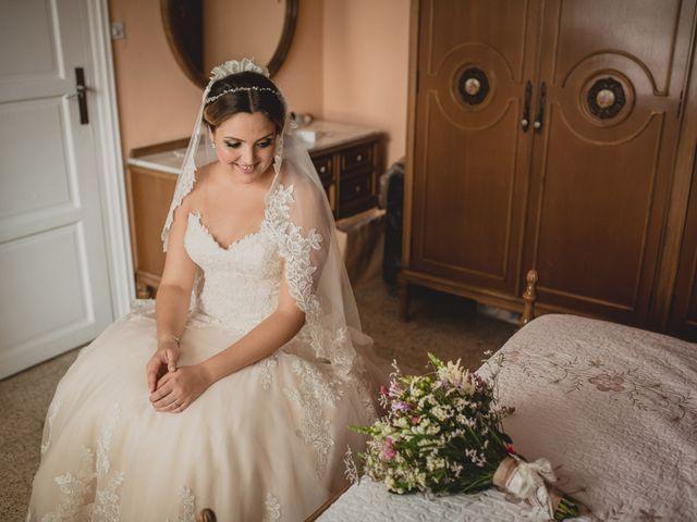 La boda de Alberto y Mirian en Casarabonela, Málaga 34