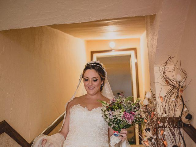 La boda de Alberto y Mirian en Casarabonela, Málaga 35