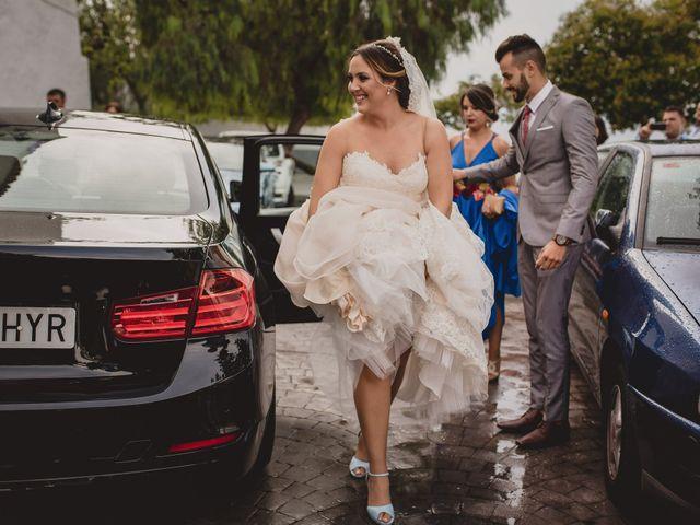 La boda de Alberto y Mirian en Casarabonela, Málaga 39