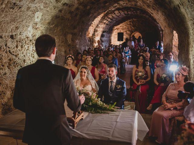 La boda de Alberto y Mirian en Casarabonela, Málaga 40