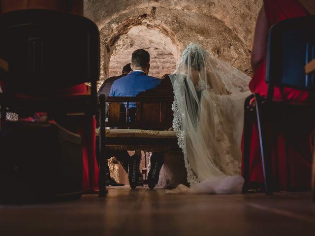 La boda de Alberto y Mirian en Casarabonela, Málaga 41