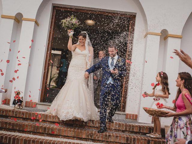 La boda de Alberto y Mirian en Casarabonela, Málaga 42