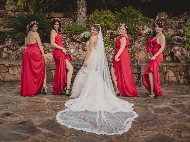 La boda de Alberto y Mirian en Casarabonela, Málaga 1