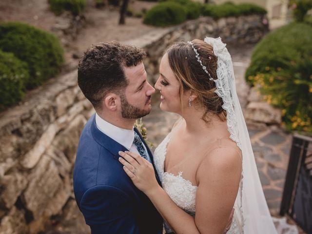 La boda de Alberto y Mirian en Casarabonela, Málaga 46