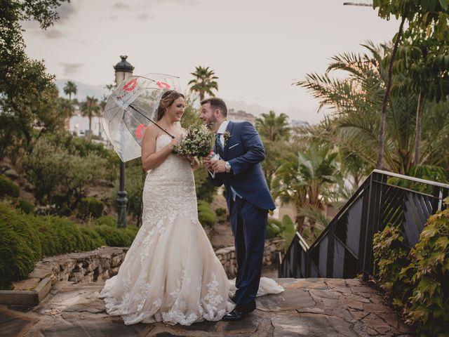La boda de Alberto y Mirian en Casarabonela, Málaga 48