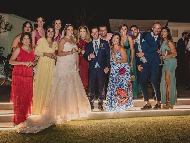 La boda de Alberto y Mirian en Casarabonela, Málaga 49