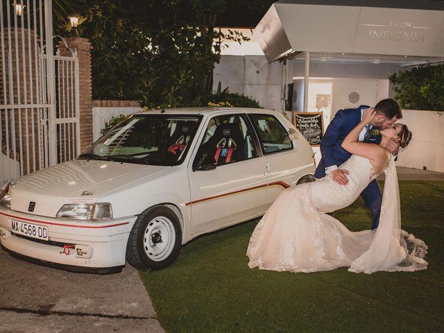 La boda de Alberto y Mirian en Casarabonela, Málaga 50