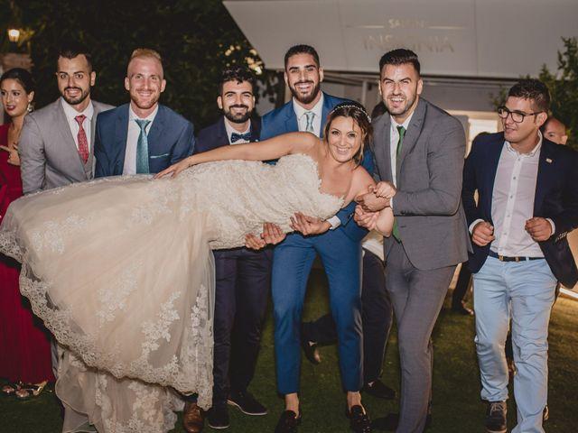 La boda de Alberto y Mirian en Casarabonela, Málaga 51
