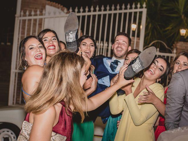 La boda de Alberto y Mirian en Casarabonela, Málaga 52