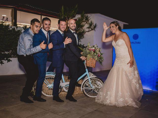 La boda de Alberto y Mirian en Casarabonela, Málaga 55