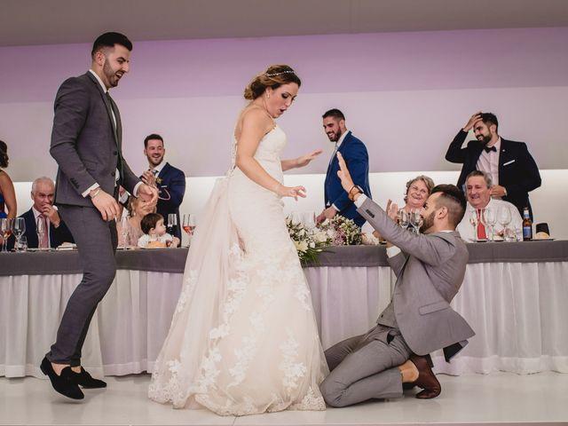 La boda de Alberto y Mirian en Casarabonela, Málaga 59