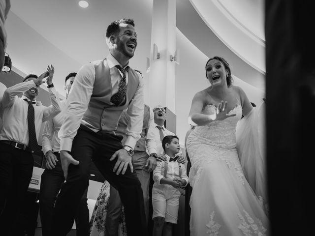La boda de Alberto y Mirian en Casarabonela, Málaga 61