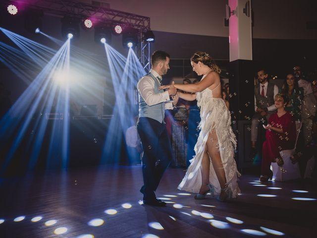 La boda de Alberto y Mirian en Casarabonela, Málaga 64