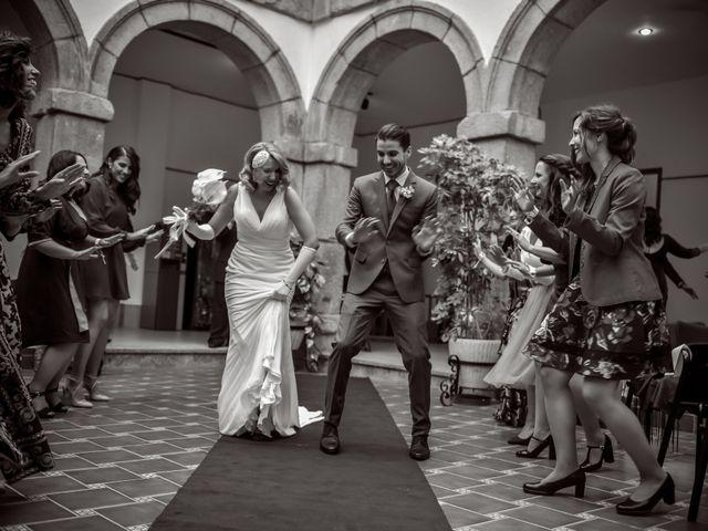 La boda de Inma y Armando