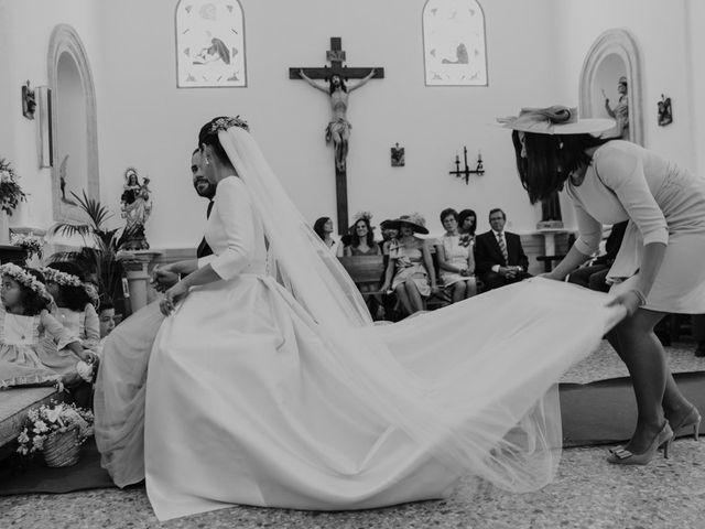 La boda de Jesús y Laura en Tomelloso, Ciudad Real 23