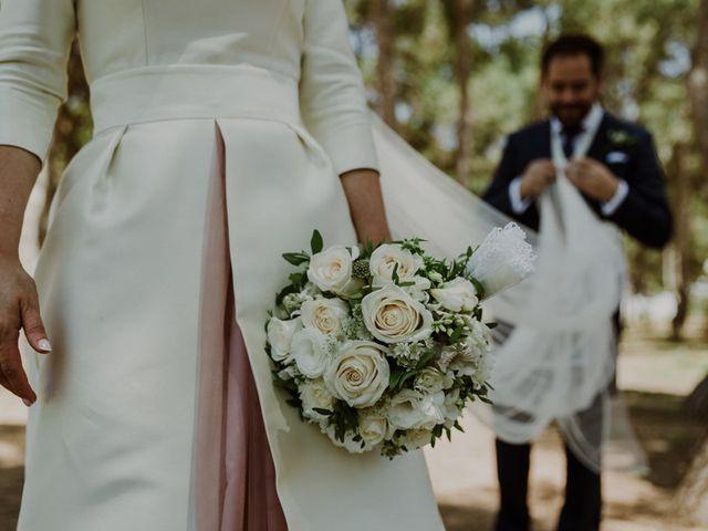 La boda de Jesús y Laura en Tomelloso, Ciudad Real 28