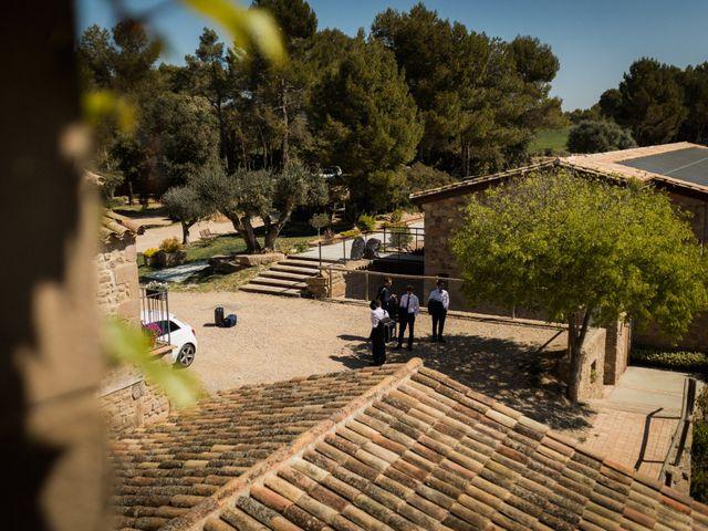 La boda de Joan y Ari en Castelladral, Barcelona 21