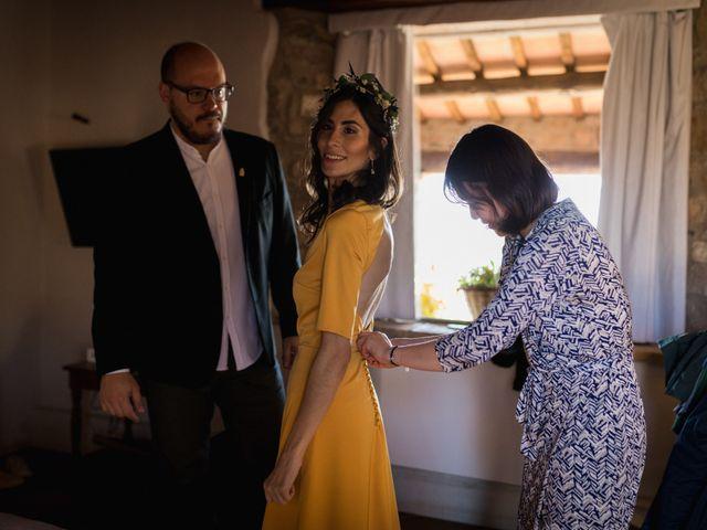 La boda de Joan y Ari en Castelladral, Barcelona 48